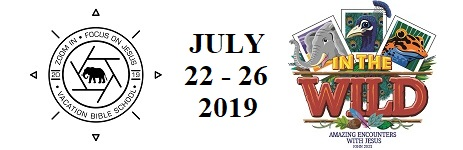 2019 VBS Registration